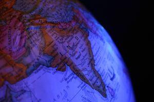 india-globe